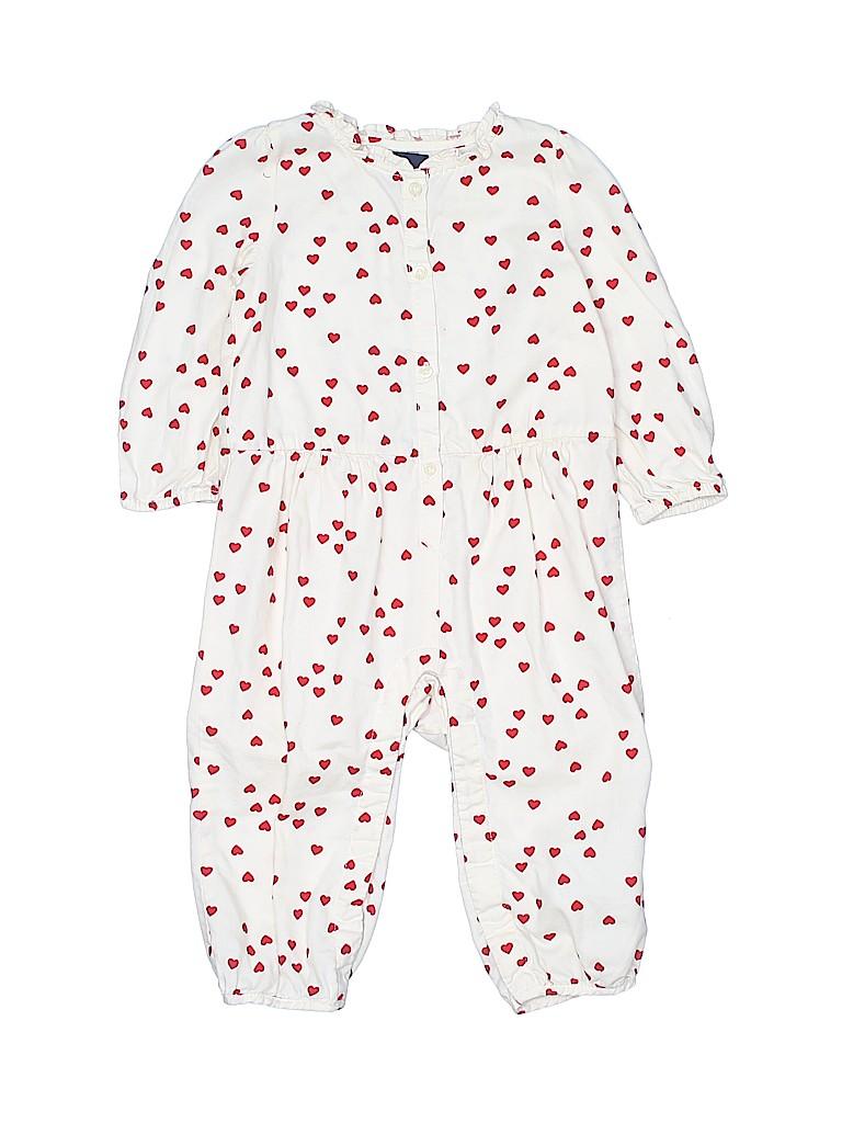 Baby Gap Girls Jumpsuit Size 12-18 mo