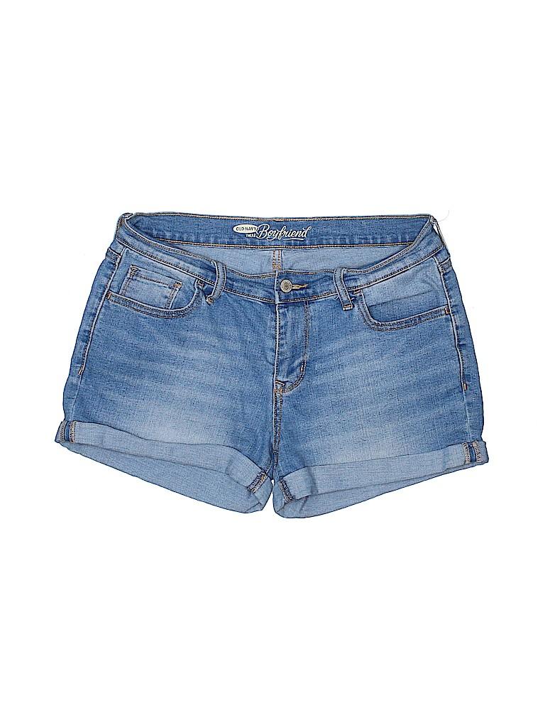 Old Navy Women Denim Shorts Size 8