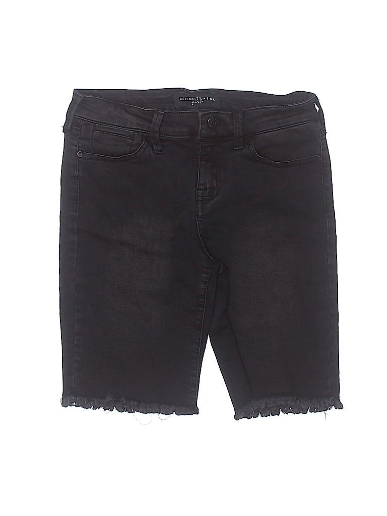 Celebrity Pink girls Girls Denim Shorts Size 12