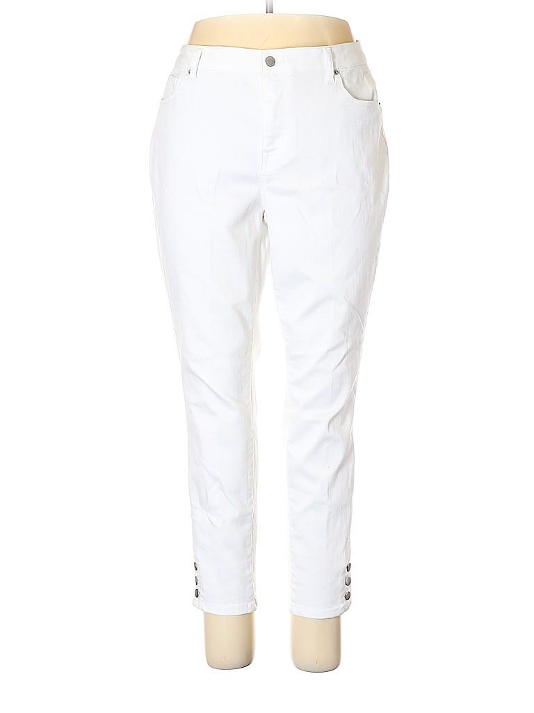 Westport Women Jeans Size 18 (Plus)