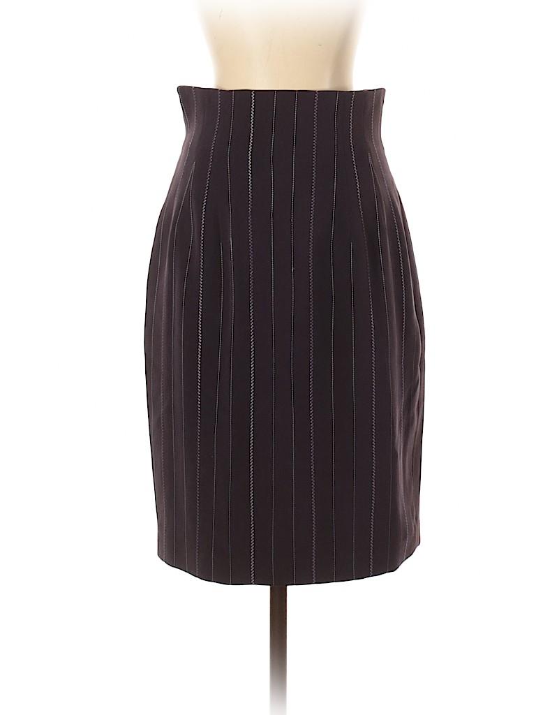 Richard Tyler Women Silk Skirt Size 10