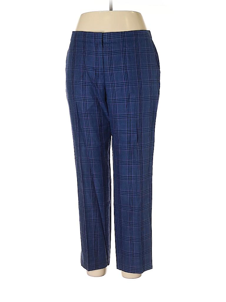 J. Crew Women Linen Pants Size 14