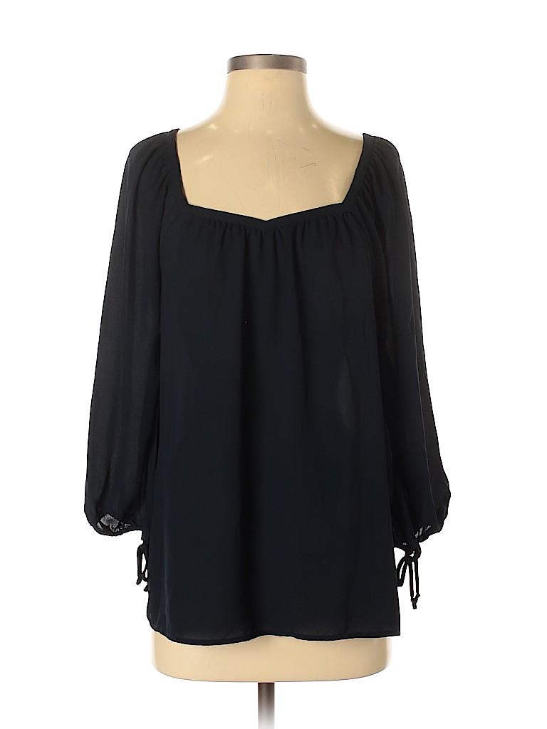 Banana Republic Factory Store Women 3/4 Sleeve Blouse Size S