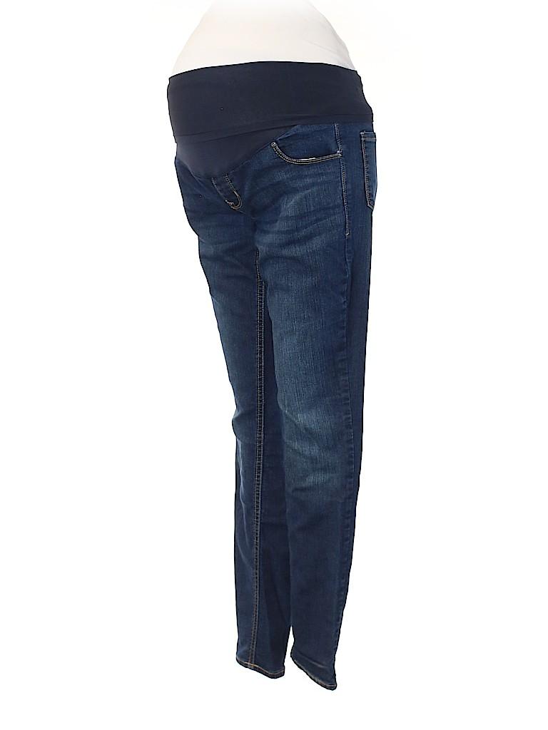 Old Navy - Maternity Women Jeans Size 6 (Maternity)