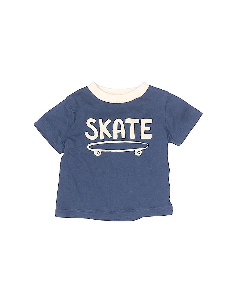 Chick Pea Boys Short Sleeve T-Shirt Size 3-6 mo