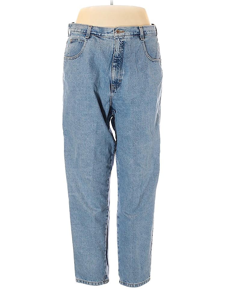 Avenue Blues Women Jeans Size 18 (Plus)