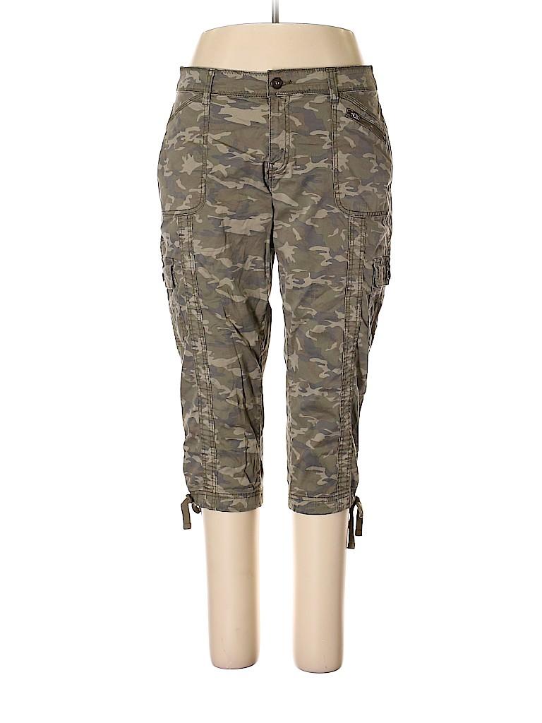 Faded Glory Women Cargo Pants Size 18 (Plus)