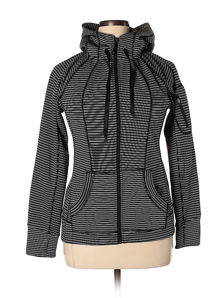 90 Degrees by Reflex Women Track Jacket Size XL