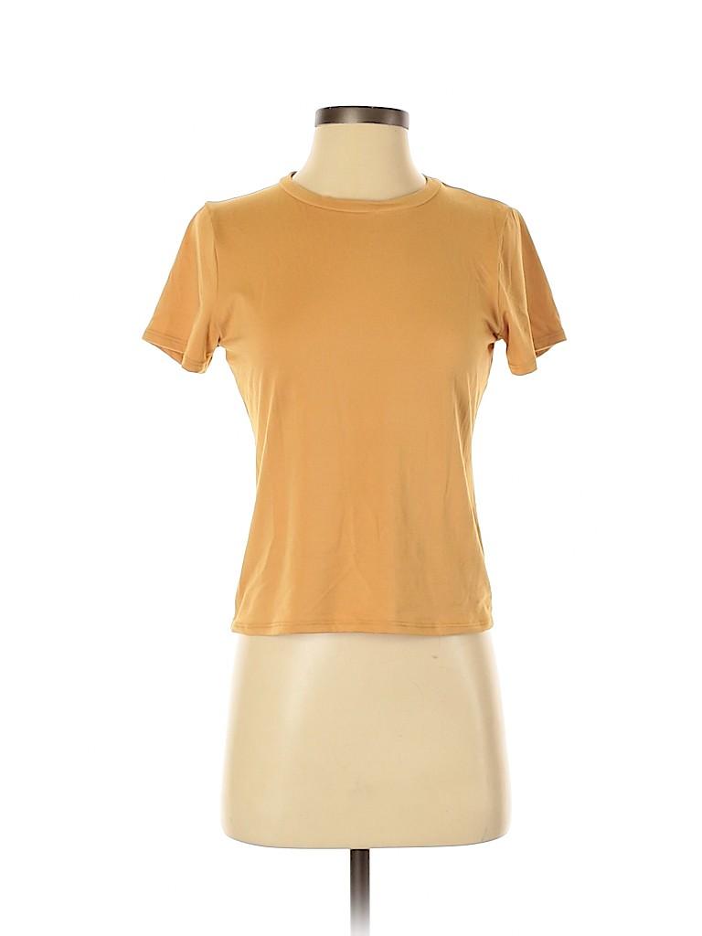 Project Social T Women Short Sleeve T-Shirt Size M