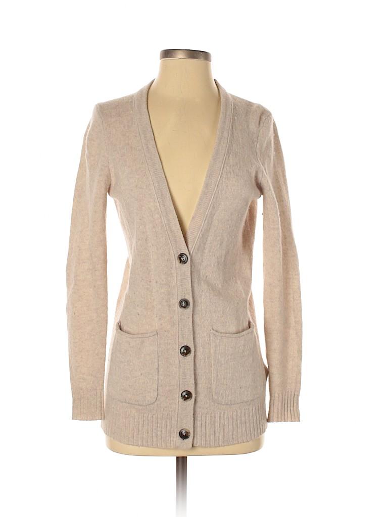 Madewell Women Wool Cardigan Size S