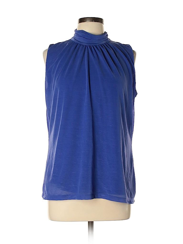 Worthington Women Sleeveless Blouse Size XL