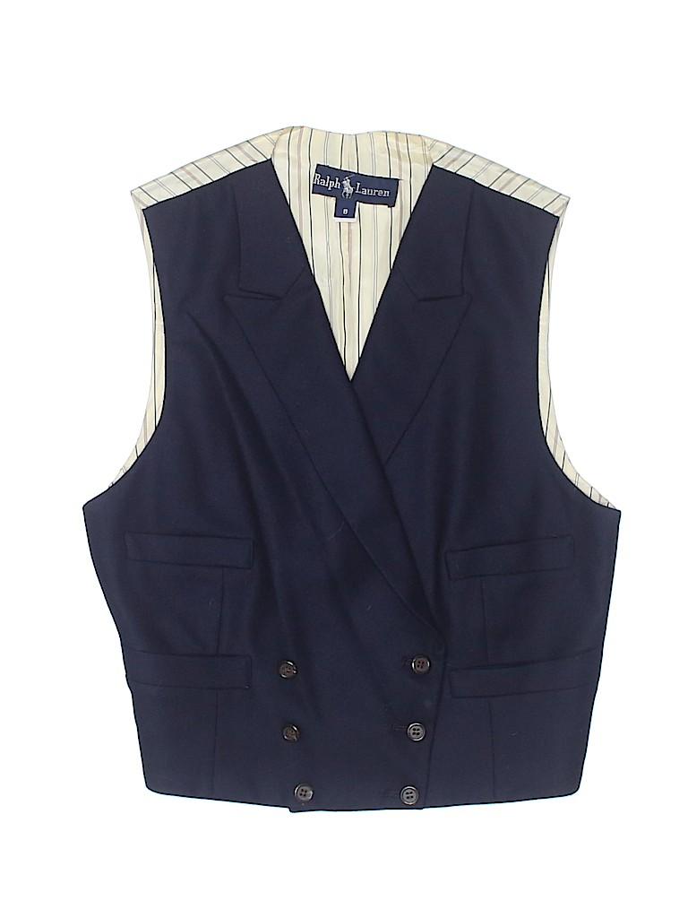 Ralph Lauren Boys Tuxedo Vest Size 8