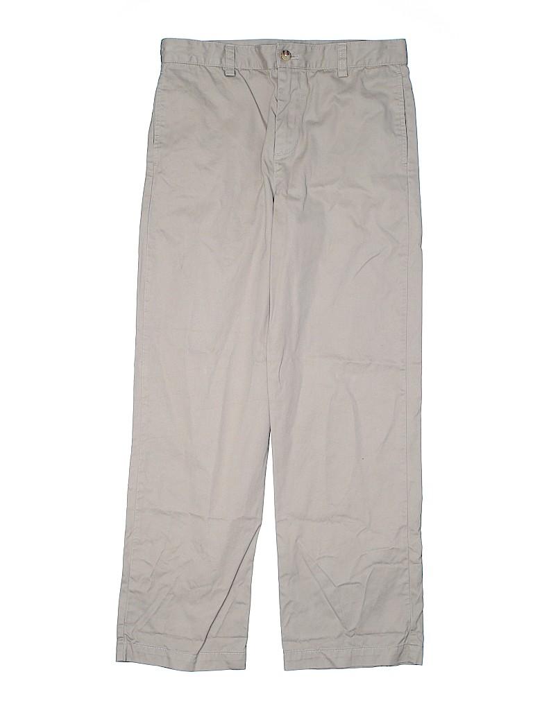 Vineyard Vines Boys Khakis Size 16