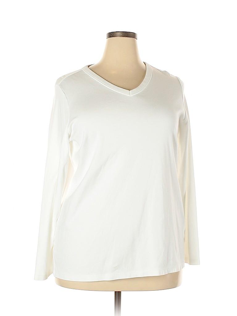 Lands' End Women Pullover Sweater Size XXL