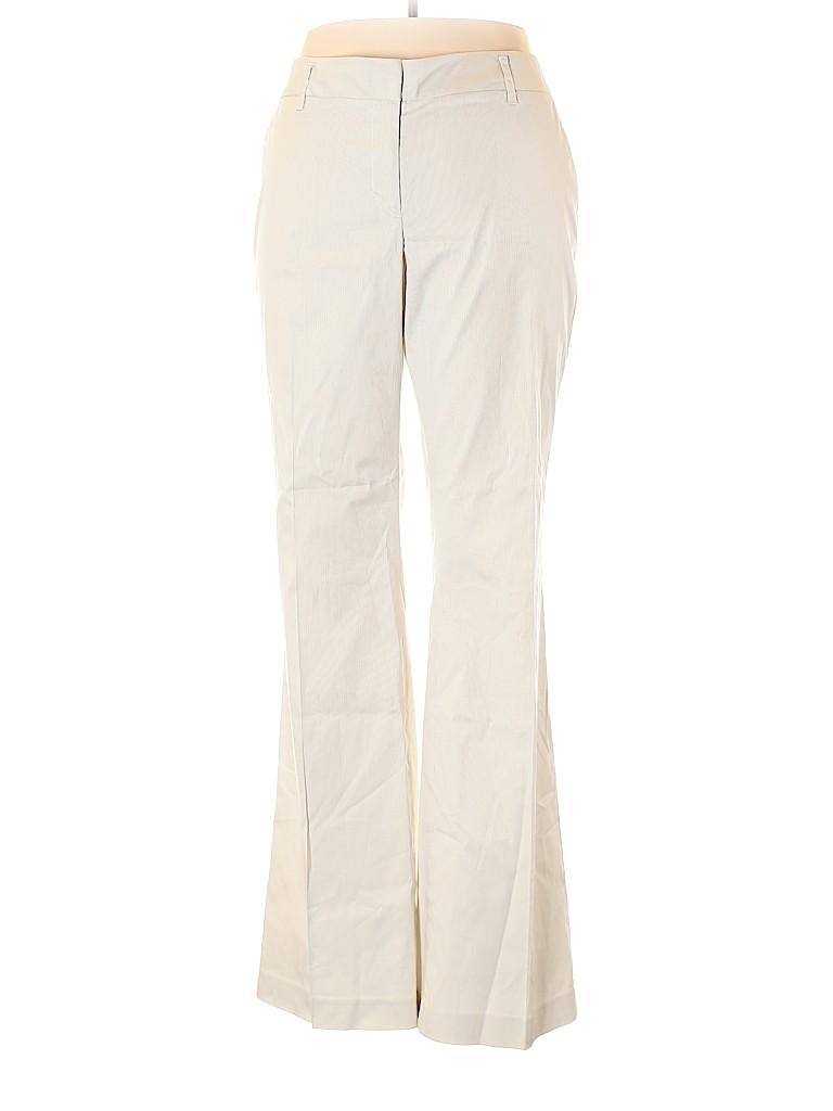 Ann Taylor LOFT Women Casual Pants Size 18 (Plus)