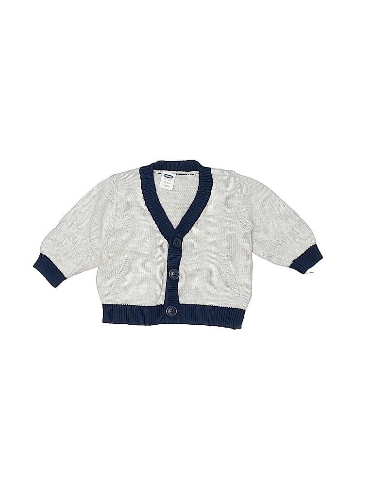 Old Navy Boys Cardigan Size 0-3 mo
