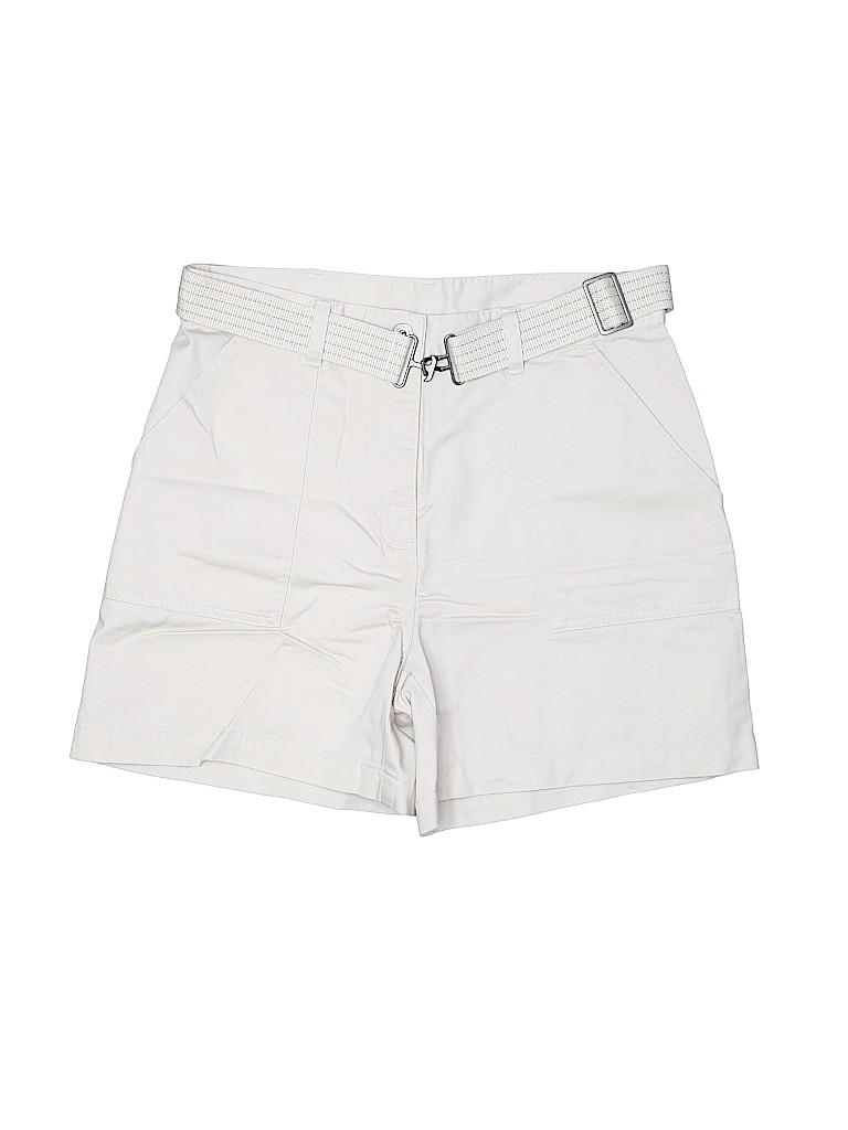 SONOMA life + style Women Khaki Shorts Size 8