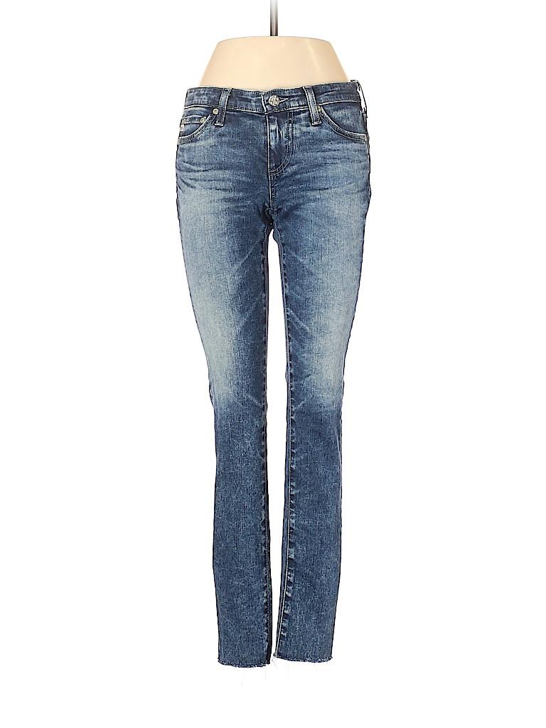 Adriano Goldschmied Women Jeans 25 Waist