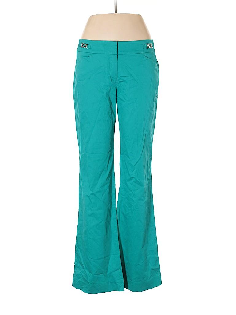 7th Avenue Design Studio New York & Company Women Khakis Size 8