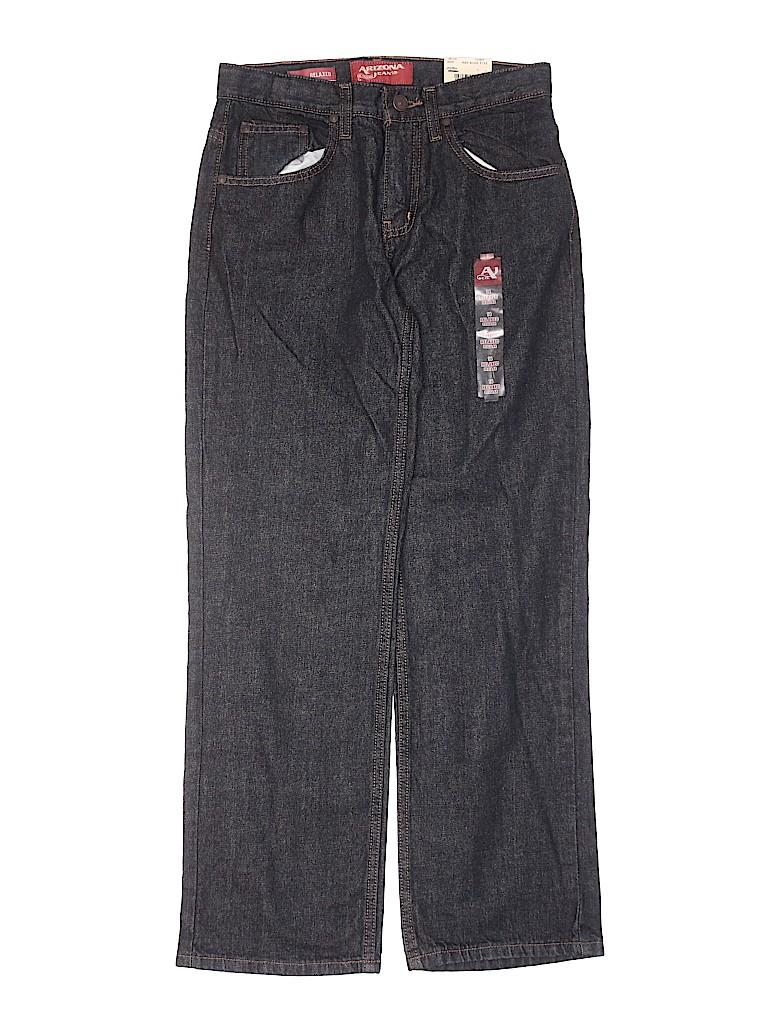 Arizona Jean Company Boys Jeans Size 14