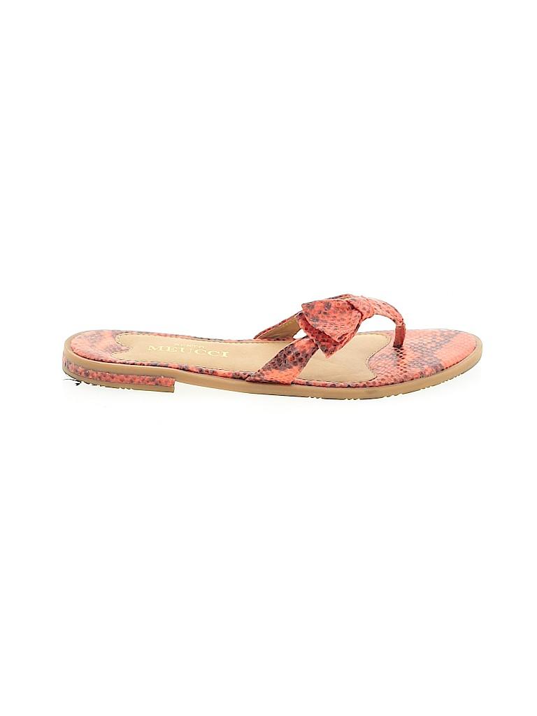 Sesto Meucci Women Flip Flops Size 38 (EU)
