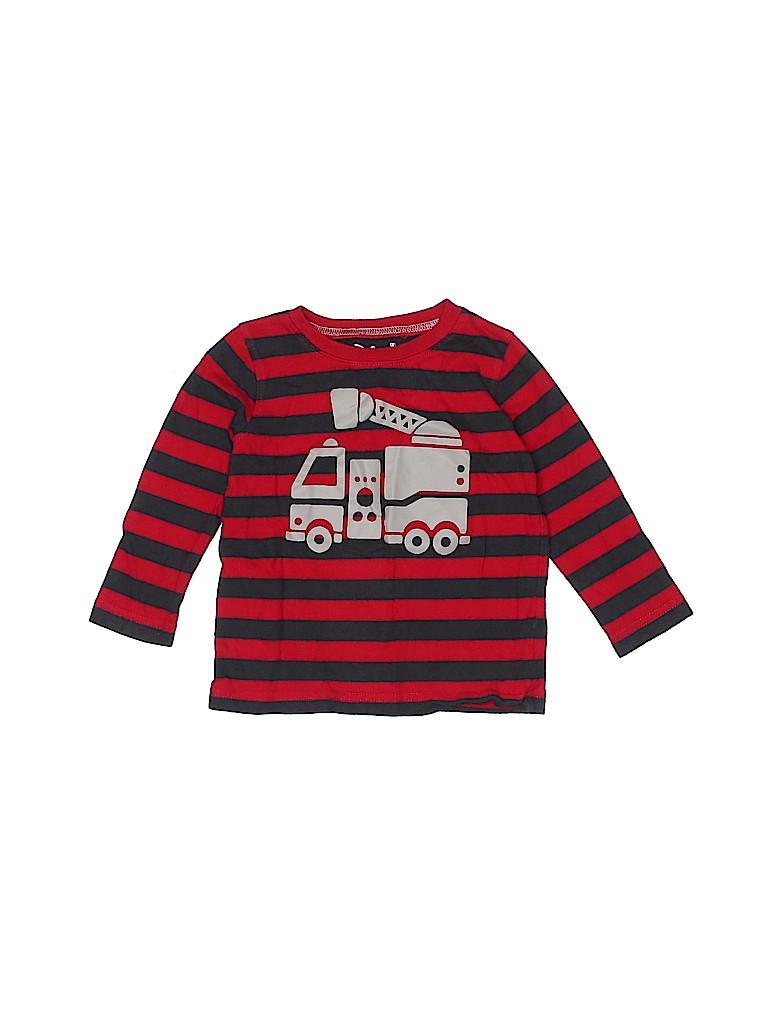 Jumping Beans Boys Long Sleeve T-Shirt Size 18 mo