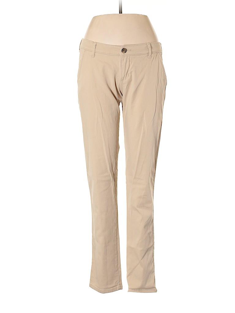 Hollister Women Khakis Size 7