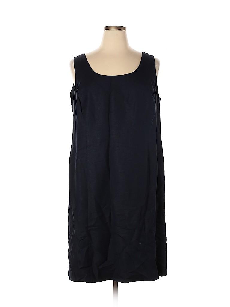 Tahari by ASL Women Casual Dress Size 16 (Plus)