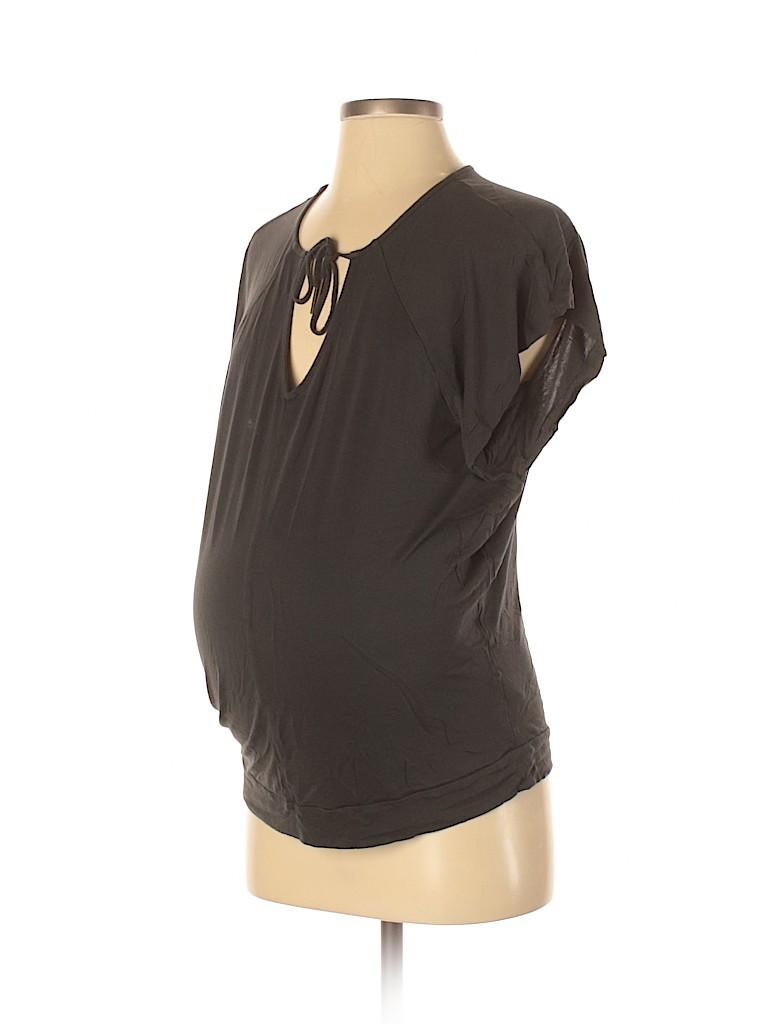 Gap - Maternity Women Short Sleeve Top Size S (Maternity)