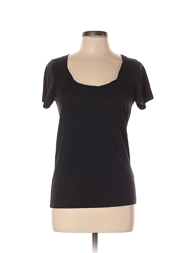 J. Crew Women Short Sleeve Top Size L