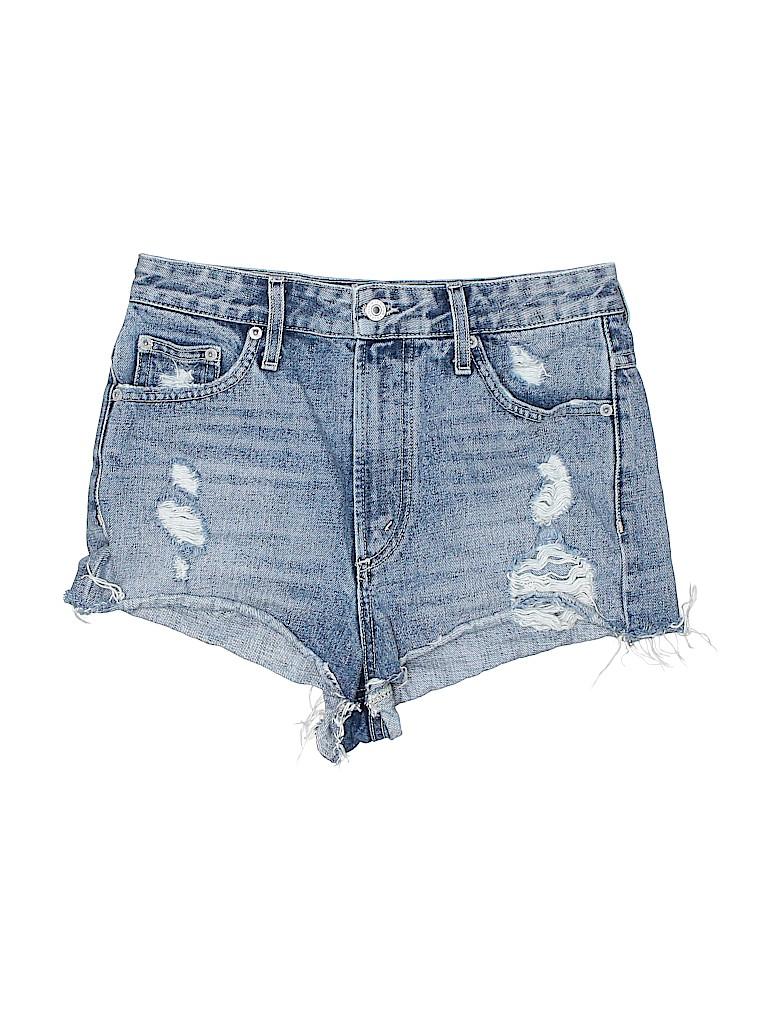 Tularosa Women Denim Shorts 26 Waist