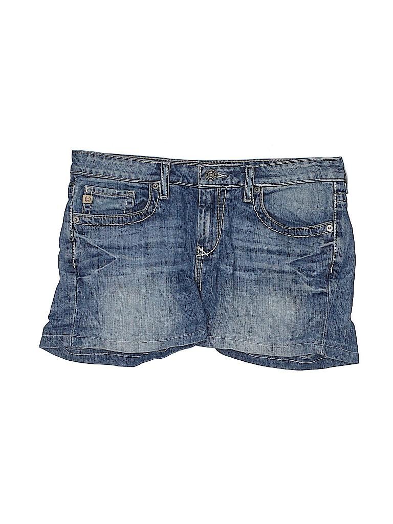 Big Star Women Denim Shorts 30 Waist
