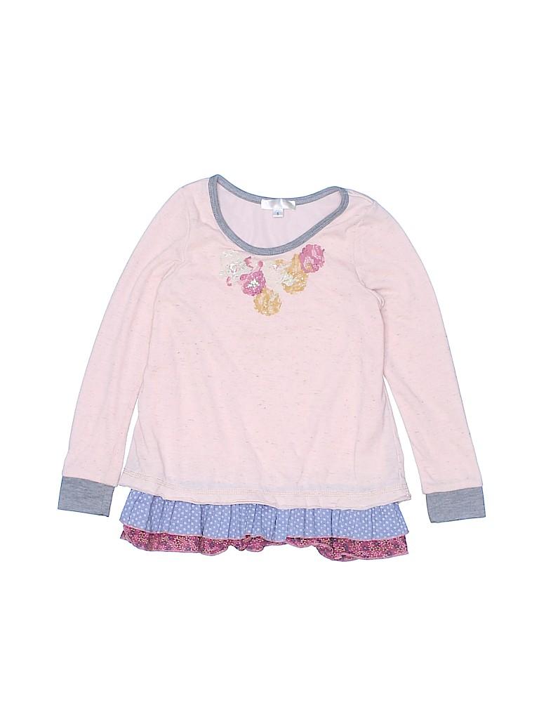 Baby Sara Girls Long Sleeve Top Size 6