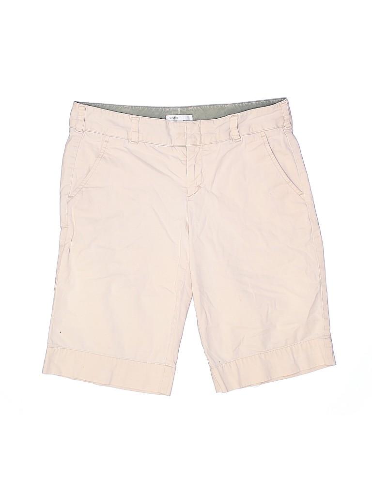 Vince. Women Khaki Shorts Size 6