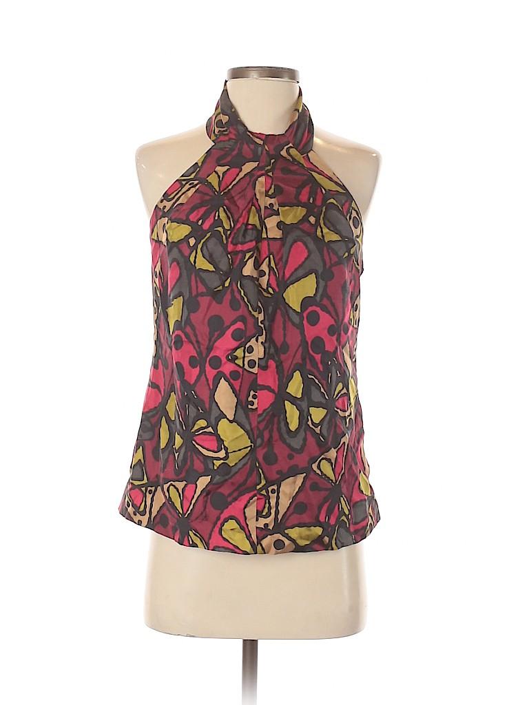 Trina Turk Women Sleeveless Blouse Size 2