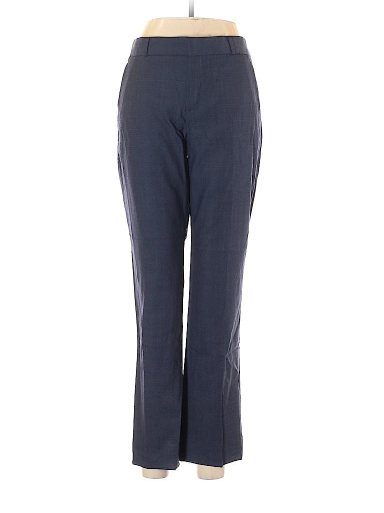 Banana Republic Women Wool Pants Size 6 (Petite)