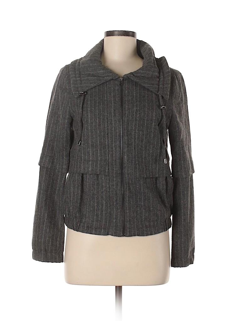 Zara Women Wool Coat Size M