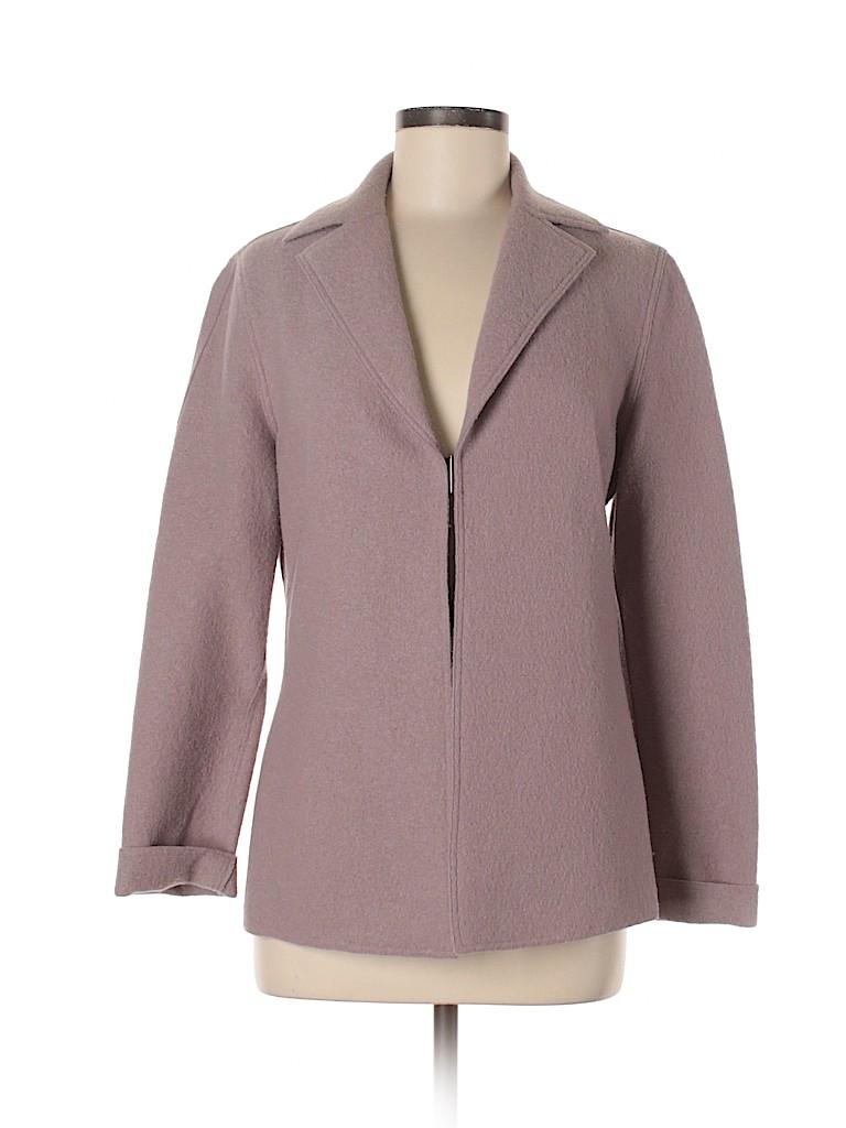 Lafayette 148 New York Women Wool Cardigan Size 6