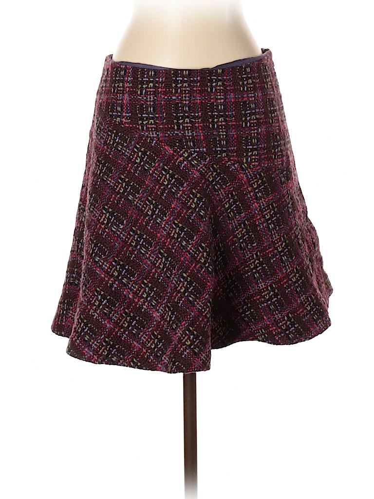 Tibi Women Wool Skirt Size 2