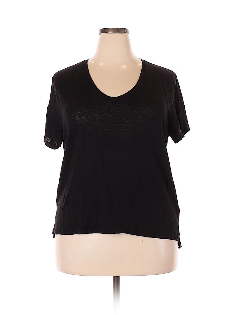 Gap Women Short Sleeve T-Shirt Size XXL