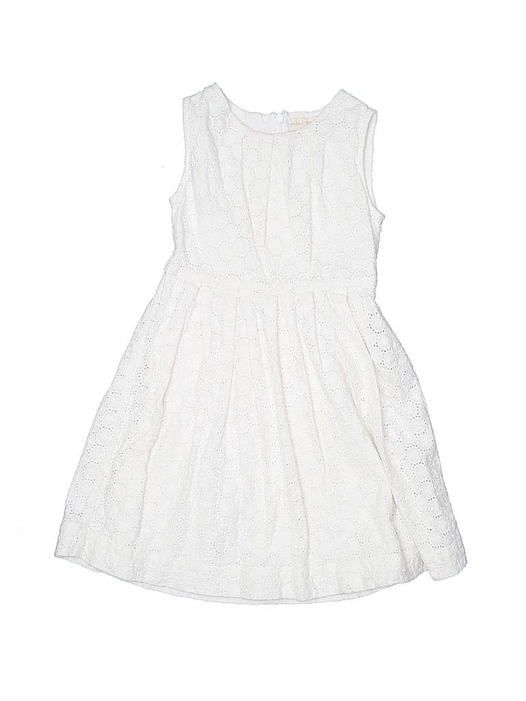 Mini Boden Girls Dress Size 6 - 7