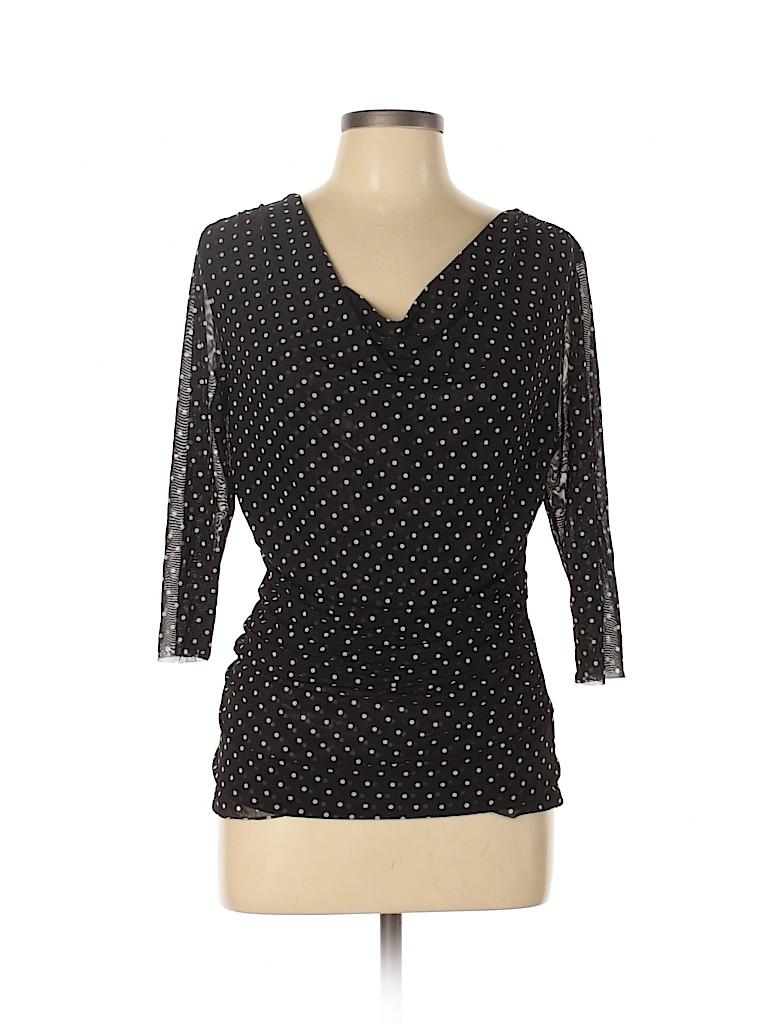 Joseph Ribkoff Women 3/4 Sleeve Top Size 14