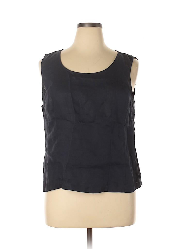 Assorted Brands Women Sleeveless Blouse Size 46 (EU)