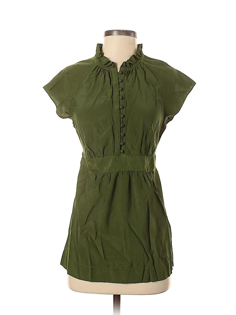 Apt. 9 Women Short Sleeve Blouse Size M