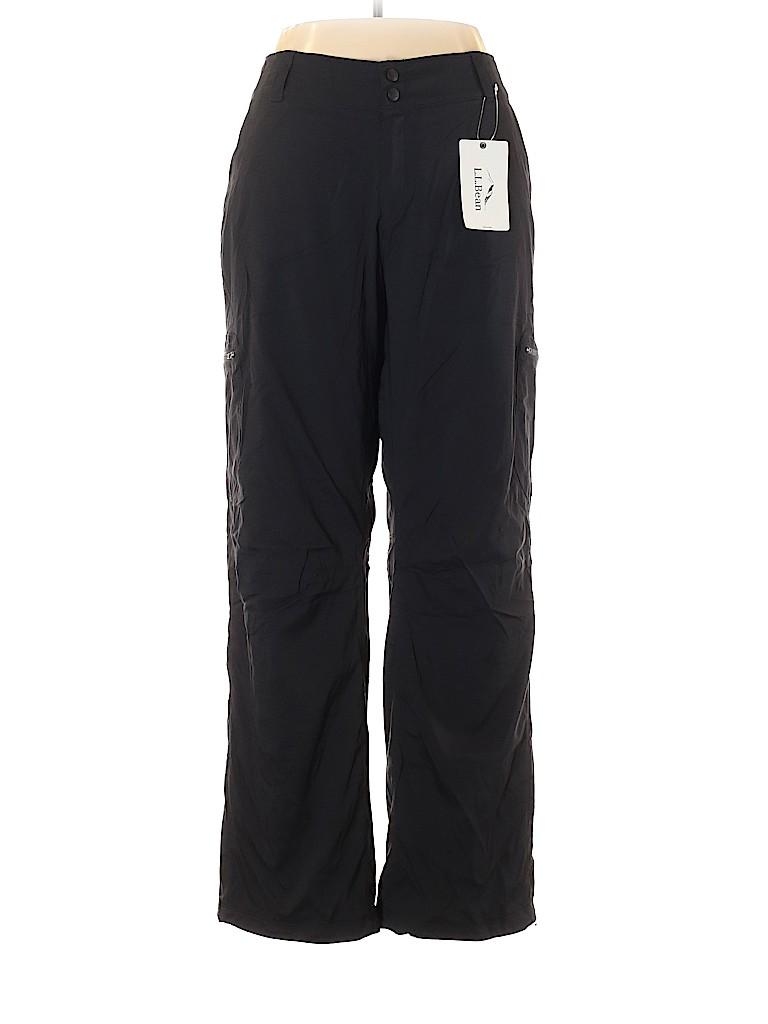 L.L.Bean Women Cargo Pants Size 16