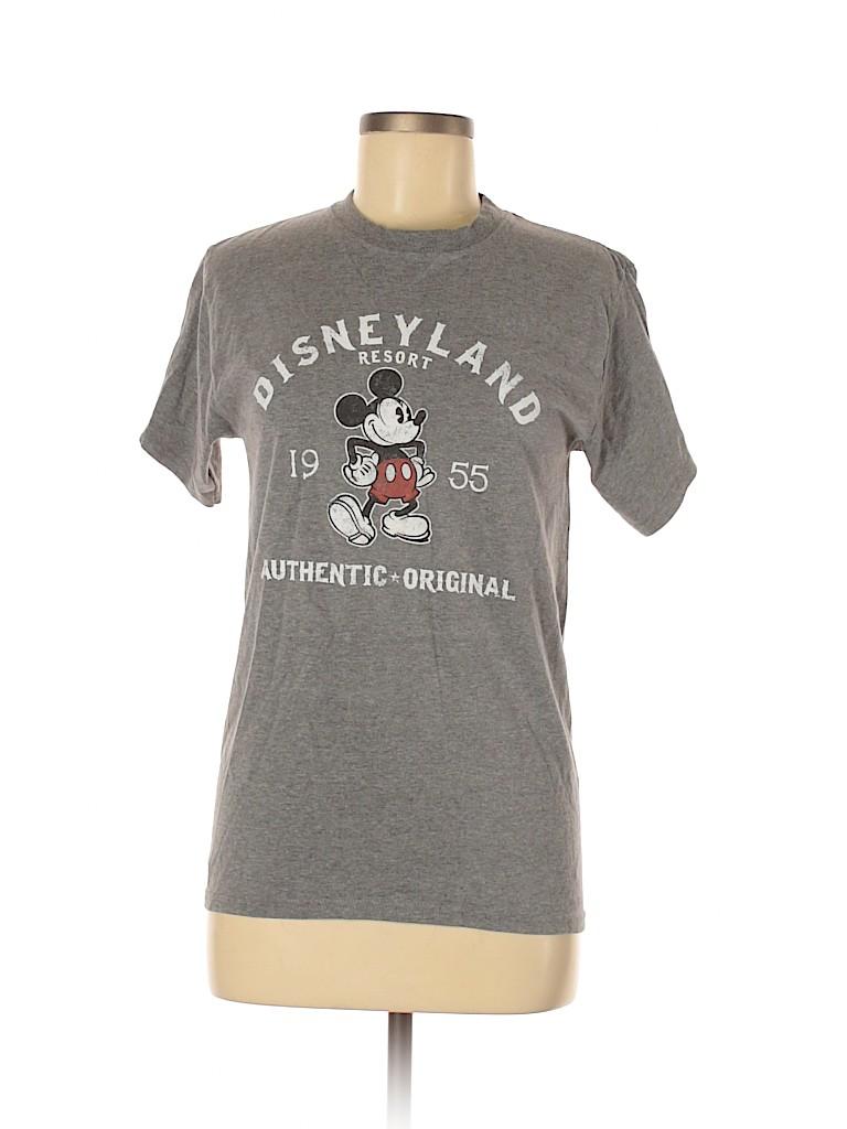 Walt Disney Women Short Sleeve T-Shirt Size S