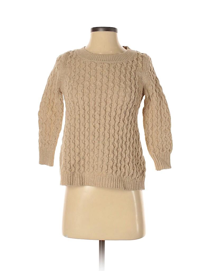 J. Crew Women Wool Pullover Sweater Size XXS