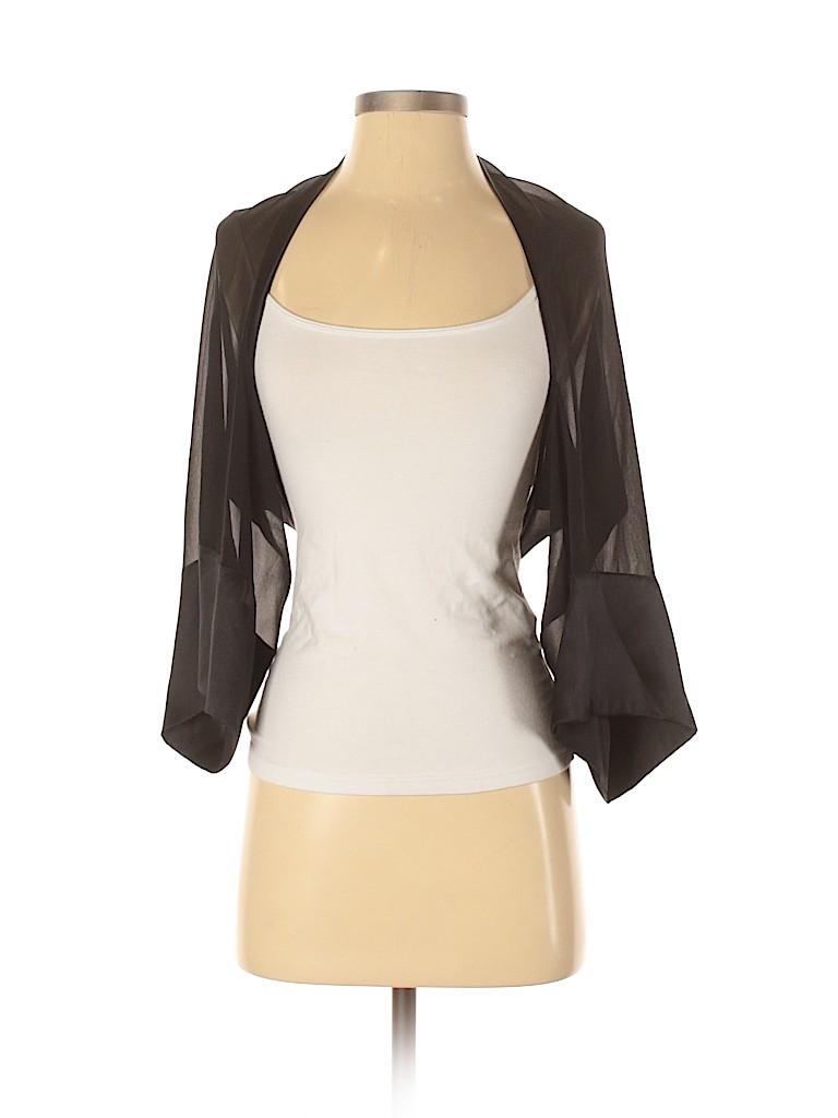 Harrison Morgan Women 3/4 Sleeve Silk Top One Size