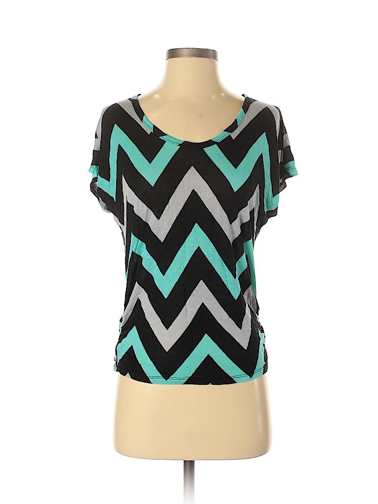 American Dream Women Short Sleeve Top Size XS