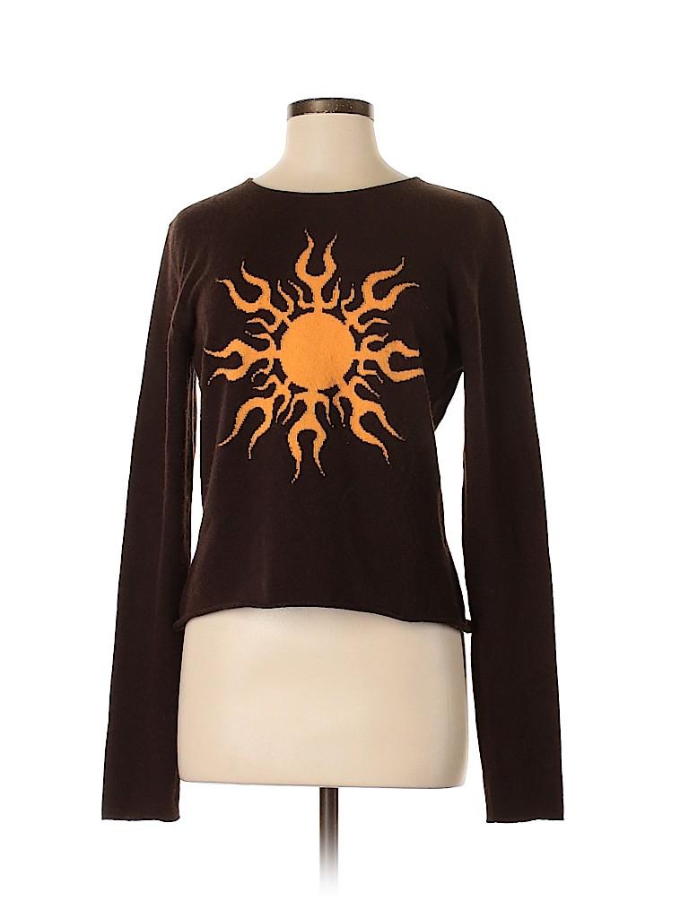 Lucien Pellat-Finet Women Cashmere Pullover Sweater Size XL